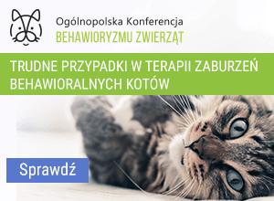 IV Ogólnopolski Kongres Behawioryzmu Zwierząt